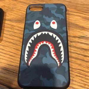 Bape Accessories - Bape iPhone case 7/8